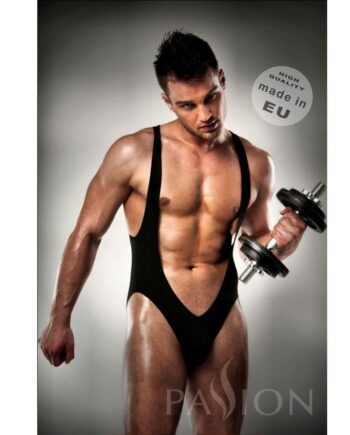 91D-203423 - SexyPlay.es  Body 011 jockstrap black men lingerie de passion
