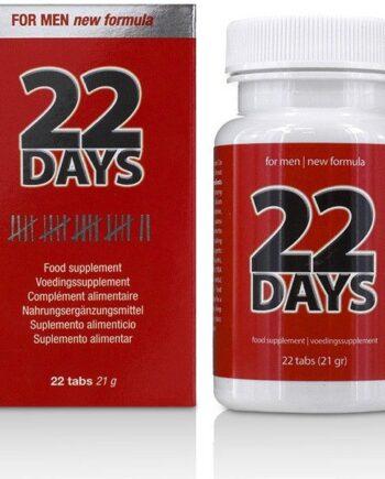 91D-207384 - SexyPlay.es  Cobeco 22 days estimulador fuerte erección