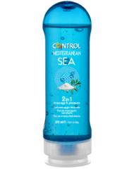 91D-216116 - SexyPlay.es  Control 2-1 massage & pleasure mediterranean sea 200ml