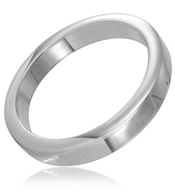 91D-205378 - SexyPlay.es  Metal hard cockring metal fat 40mm